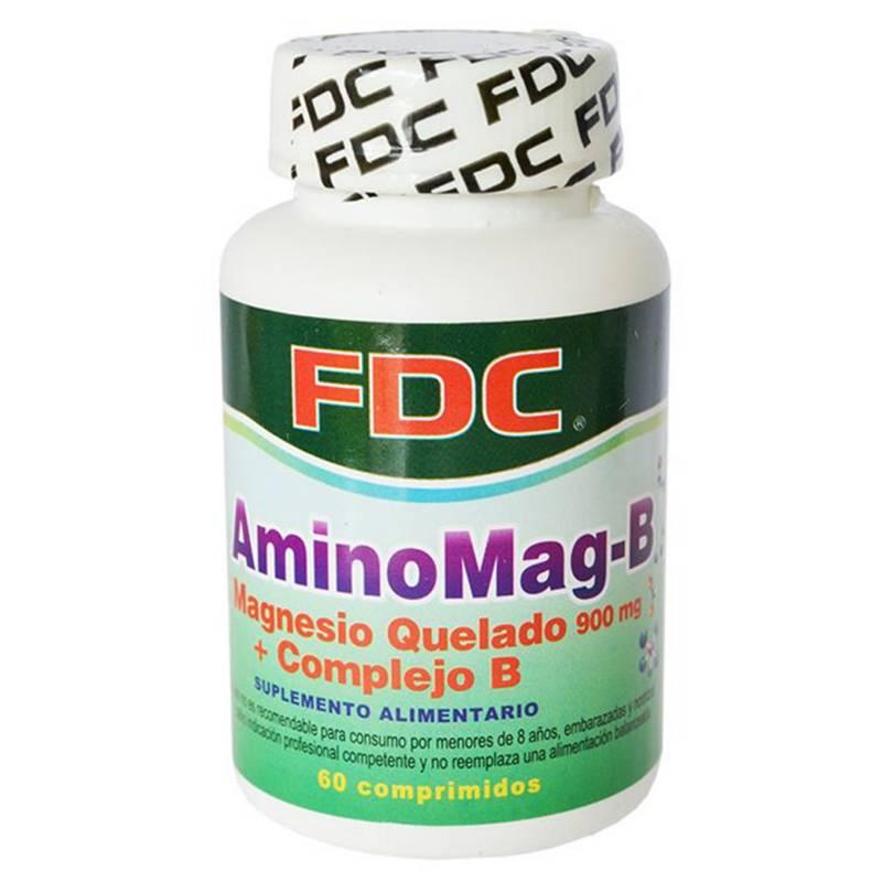Fdc - Aminomag-B 900 Mg. X 60