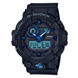 Reloj Hombre Análogo/Digital GA-710B-1A2DR