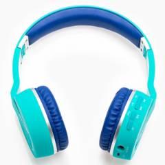 Maxell - Maxell Audífonos Bluetooth Navy Niños