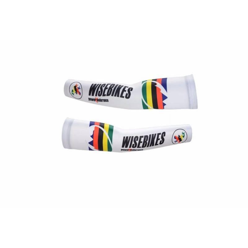 WISEBIKES - Manguillas De Ciclismo Wisebikes World Champion