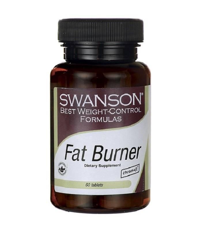 SWANSON - Swanson Sw Diet Fat Burner 60 Tab