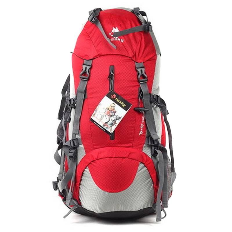 Hasky - Mochila de Camping Adventure 45+5L Hasky