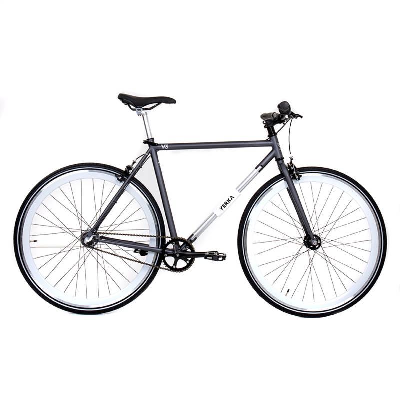 YERKA - Bicicleta Yerka 3 Velocidades Blanco Talla 58
