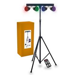 Luces de Fiesta Pedestal Stand PAR Light LED