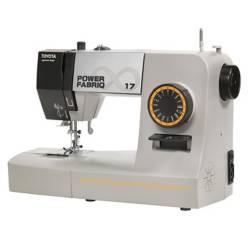Máquina de Coser Cuero Power FabriQ 17