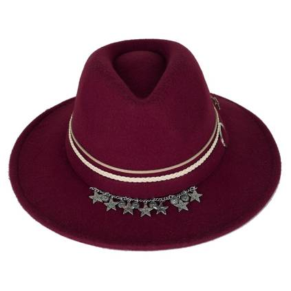 8e540d1c7ee70 Santa Pecadora. Sombrero Universo