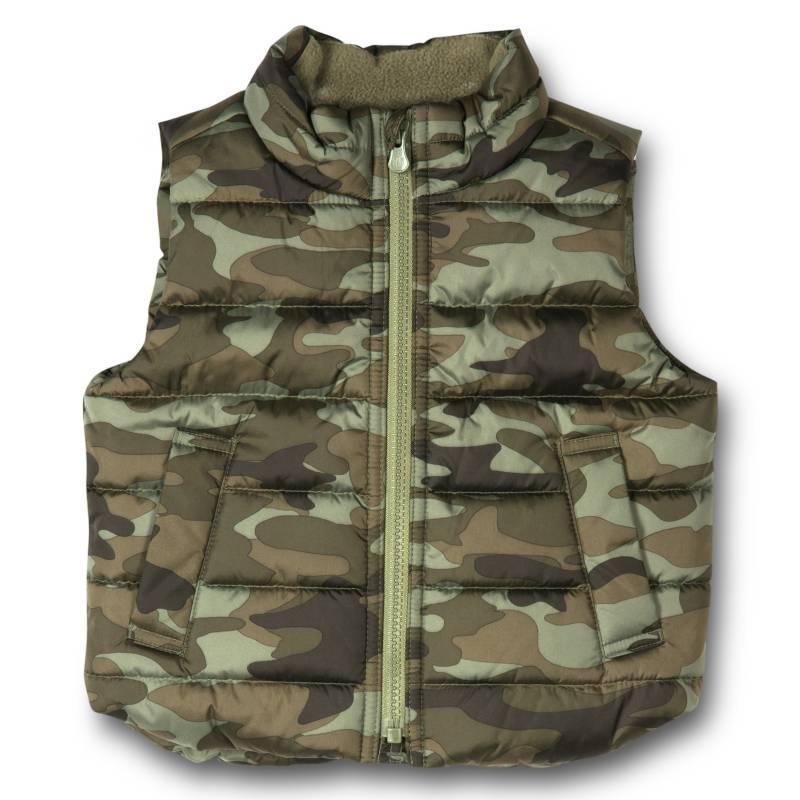 Gap - Parka Toddler Boy Verde Militar