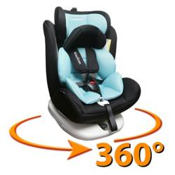 Silla De Auto 360 Fresh Blue