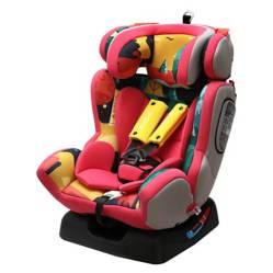 Kidscool - Silla Auto Monaco Rosado Design
