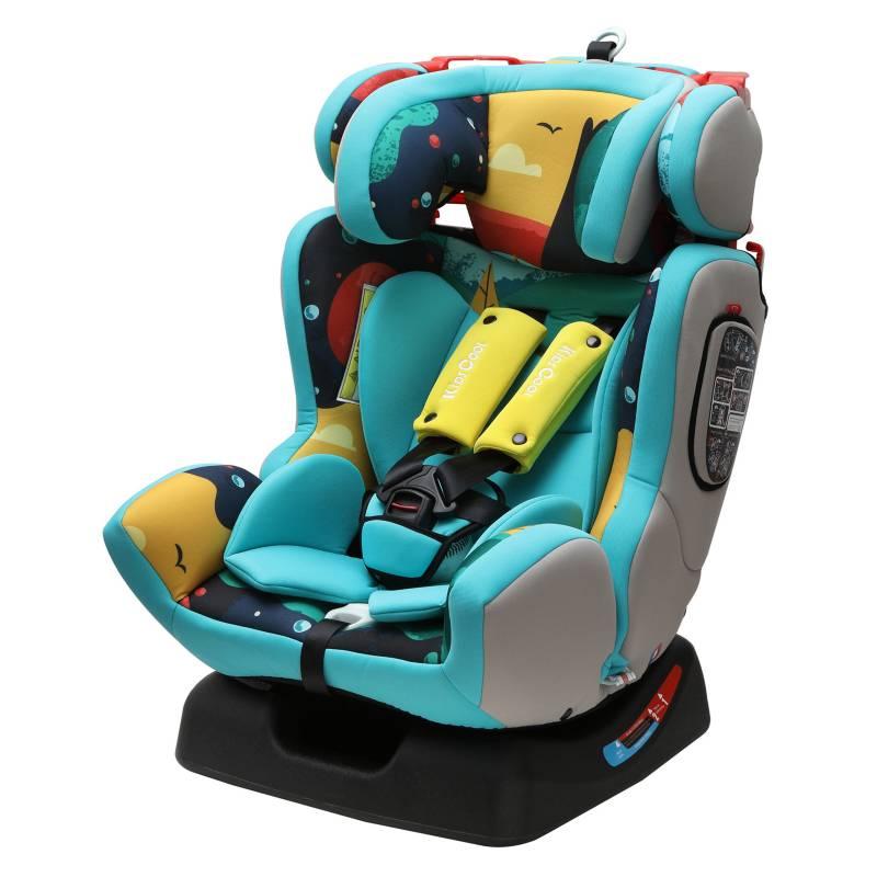 Kidscool - Silla de Auto Monaco Fresh Blue Design