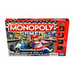 MONOPOLY - Juegos De Mesa Hasbro Gaming Monopoly Gamer Mario Kart