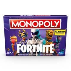 MONOPOLY - Juegos De Mesa Hasbro Gaming Monopoly Fortnite