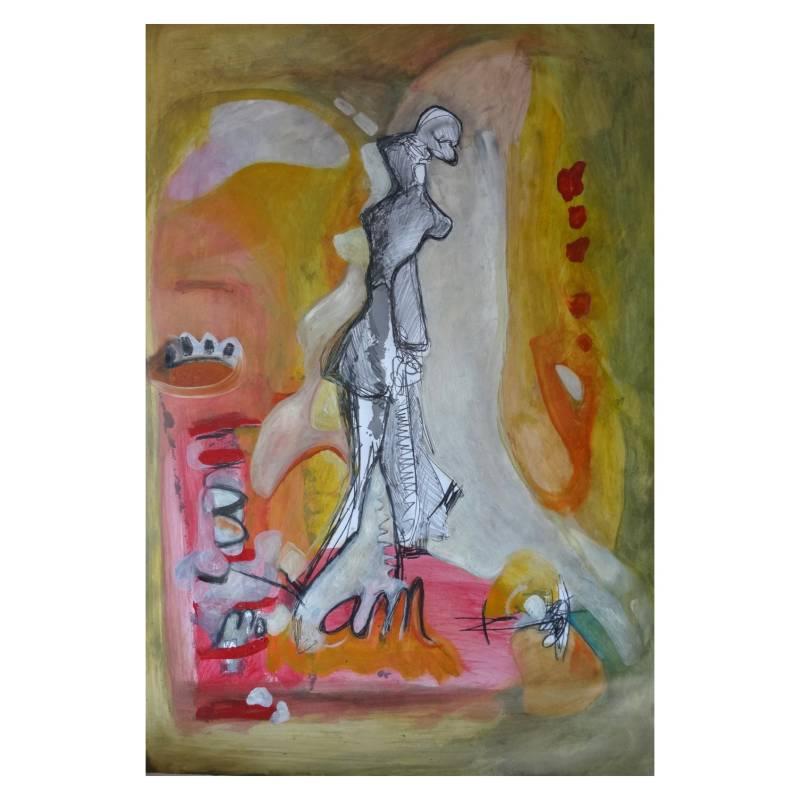 ARTE ONLINE - Cuadro Mo 93