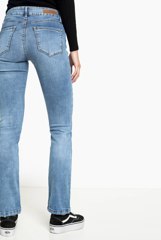 Americanino - Jeans de Algodón Boot Cut Mujer