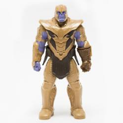 Titan Hero Deluxe Warrior Thanos
