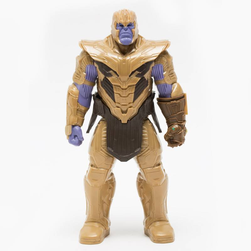 Avengers - Titan Hero Deluxe Warrior Thanos