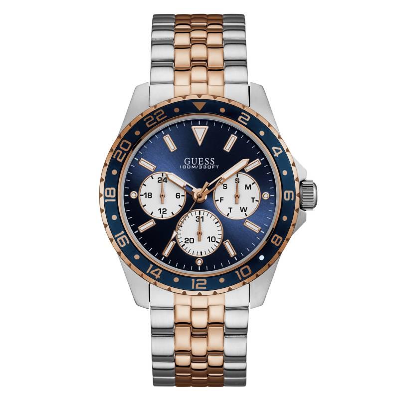 Guess - Reloj Hombre Análogo W1107G3