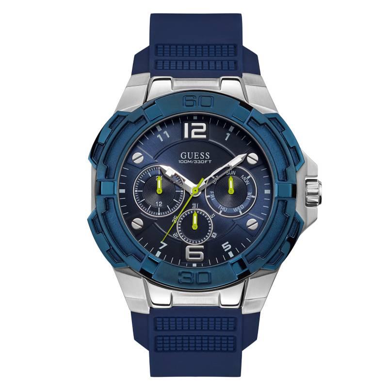 Guess - Reloj Hombre Análogo W1254G1