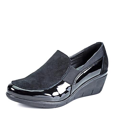 e43d1af71 Degas Zapato Casual Mujer Cuero Salvia Negro - Falabella.com