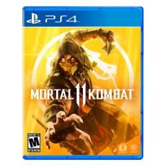 Warner Bros - Mortal Kombat 11 PS4