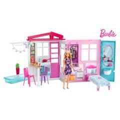 BARBIE - Casa De Muñecas Barbie Casa Glam Con Muñeca