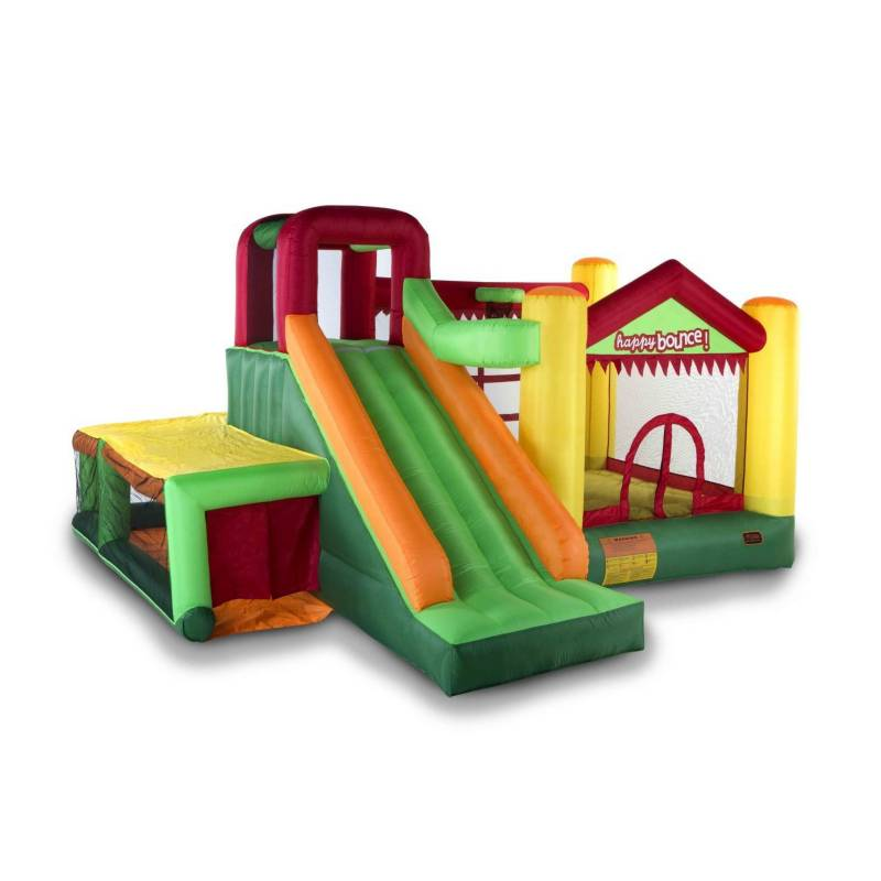 AVYNA - Juego Inflable HappyBounce Bouncer