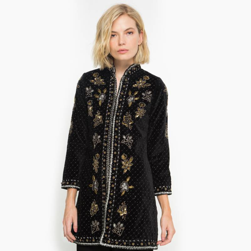 India Chic - Chaqueta Glam Coat