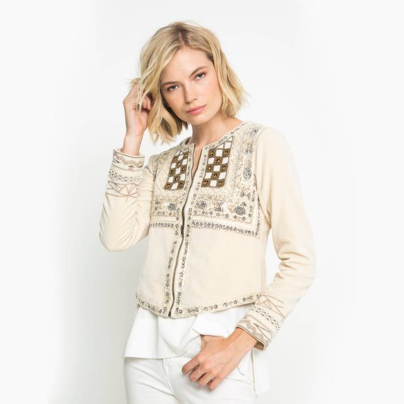 India Chic - Chaqueta Square