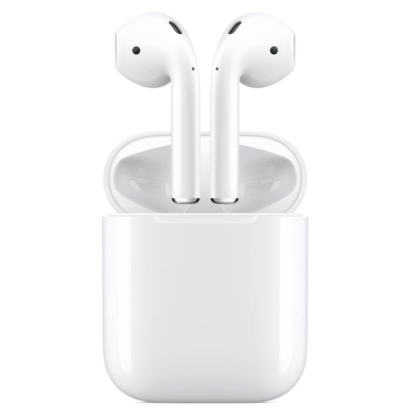 APPLE - AIRPODS WITH CHARGING CASE-LAE
