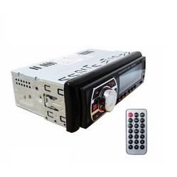Generico - Radio De Auto Bluetooth 1 Din Usb Mp3 Microsd Aux