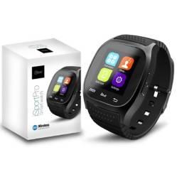 Microlab Smartwatch Isport Pro Bluetooth Mlab Negro