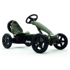 BERG TOY - Go Kart a Pedales Jeep Adventure