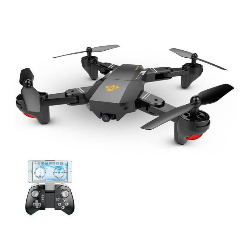VISUO - Visuo Drone Visuo Xs809W Wifi Fpv Plegable Rc Quadcopter