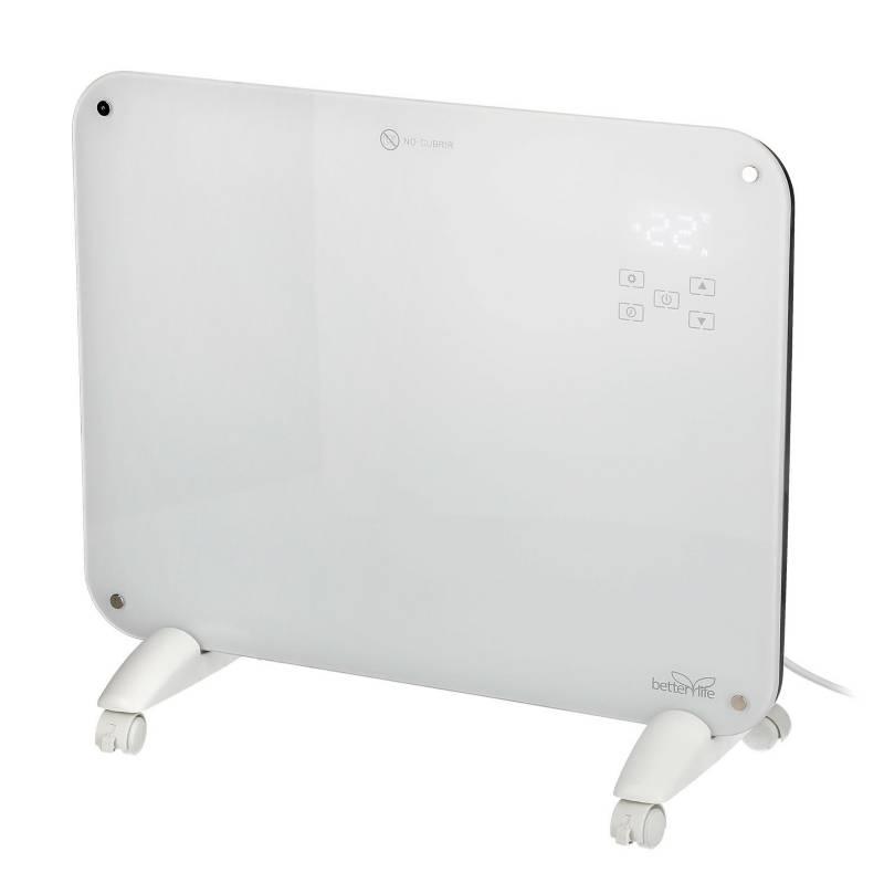 BETTERLIFE - CALEFACTOR CRISTAL WiFi 1000 W