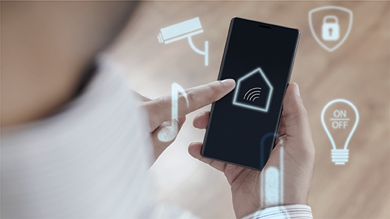 Panel Calefactor Muro/Piso de Cristal WiFi SmartHome 15 m², Compatible con tu casa inteligente