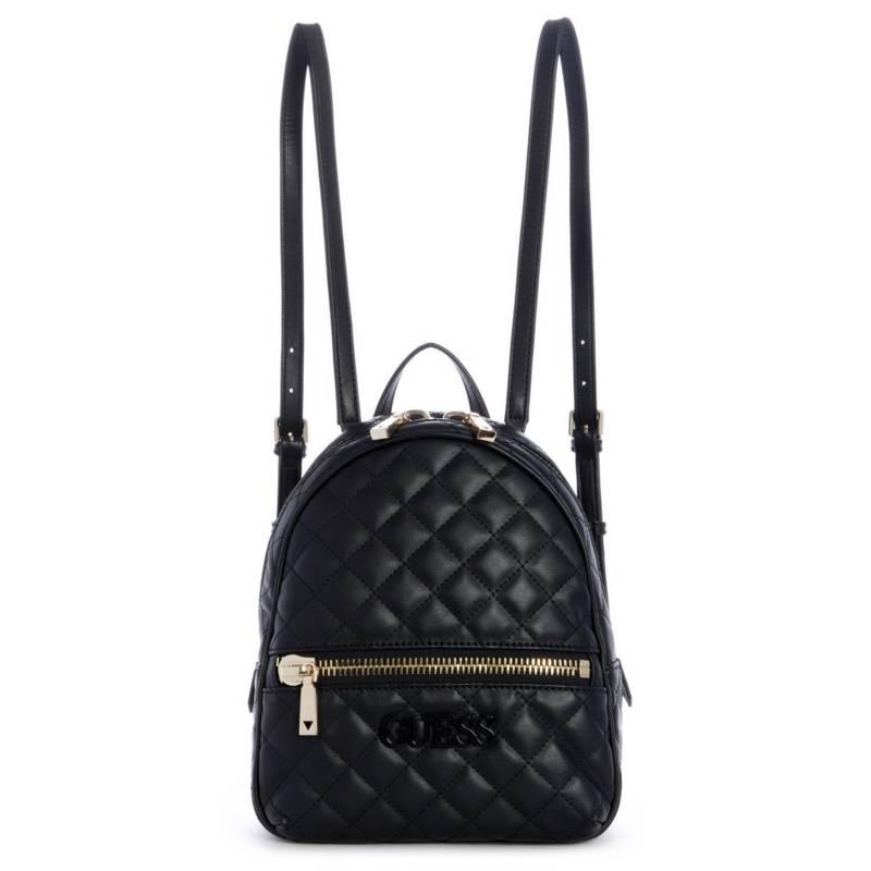 Guess - Cartera Elliana Backpack Negro
