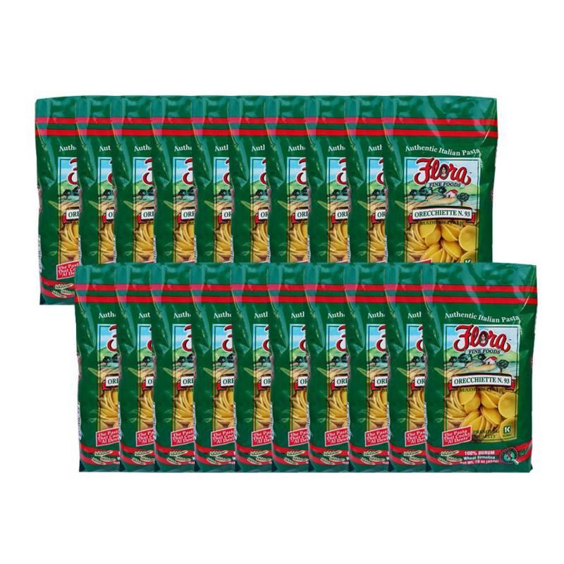 FLORA - Pack 20/Caja de Pastas Orecchiette