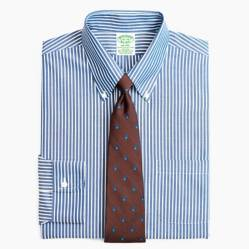 B.Brothers - Camisa de Vestir Non-Iron algodón Supima