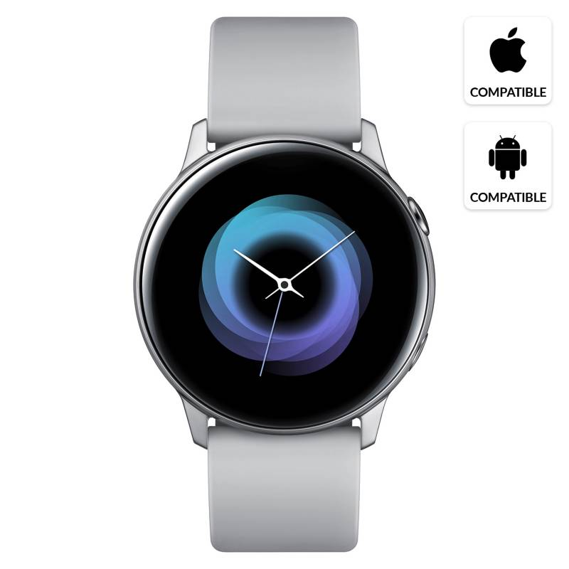 Samsung - Smartwatch Galaxy Watch Active Gris