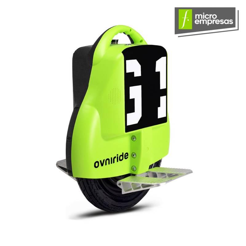 OVNIRIDE - Monociclo G1 - Verde