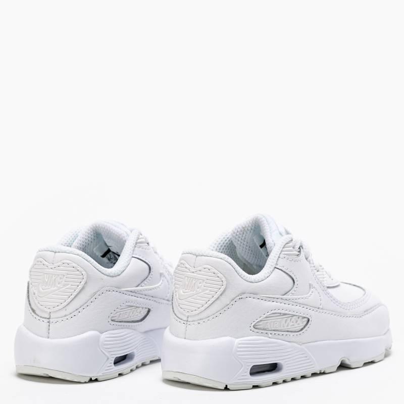 zapatillas niño nike air max blancas