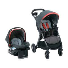 GRACO - Coche Travel System Fastaction Dlx