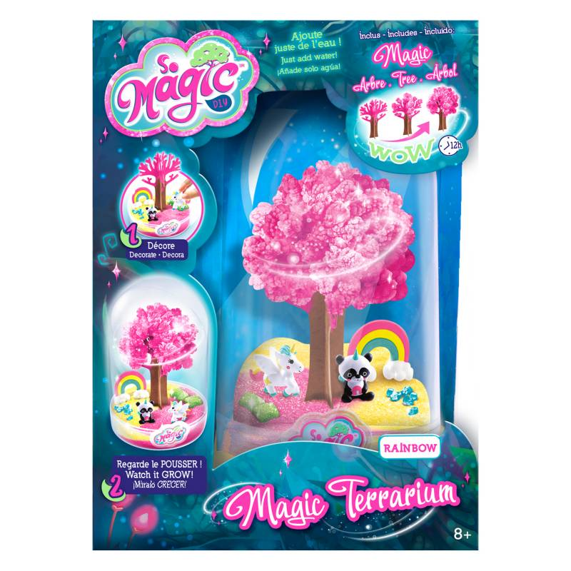 SO MAGIC - Canal Toys Terrarium Súper Set Surtido