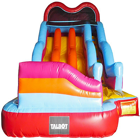 Talbot Juego Inflable Tobogán Triple