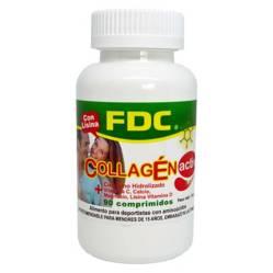 Colageno Hidrolizado + Vitaminas Calcio y Magnesio