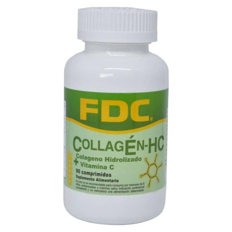 Fdc - Colageno Hidrolizado con Vitamina C - Collagen -HC