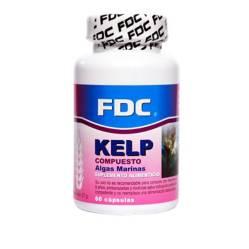 Fdc - Adelgazante - Kelp X 60 Caps.