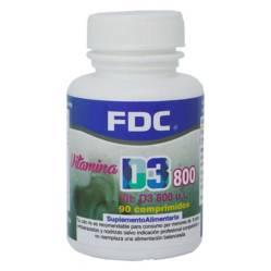 Fdc - Vitamina D3 800