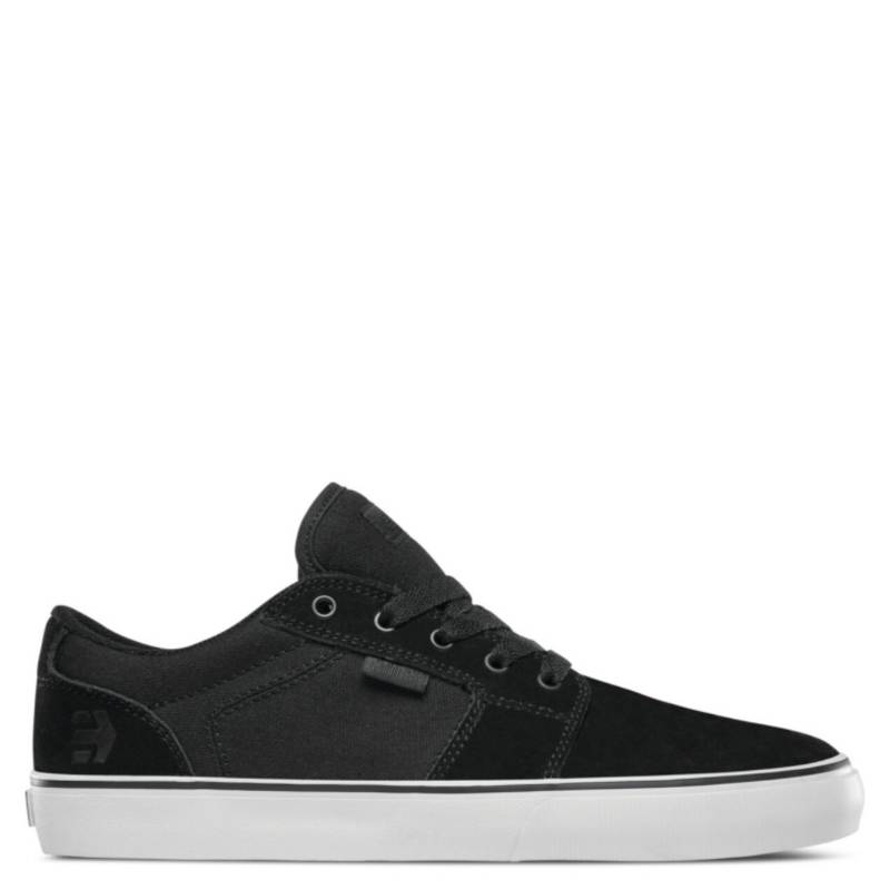 Zapatilla Skate Hombre Barge Ls Black/White/Black