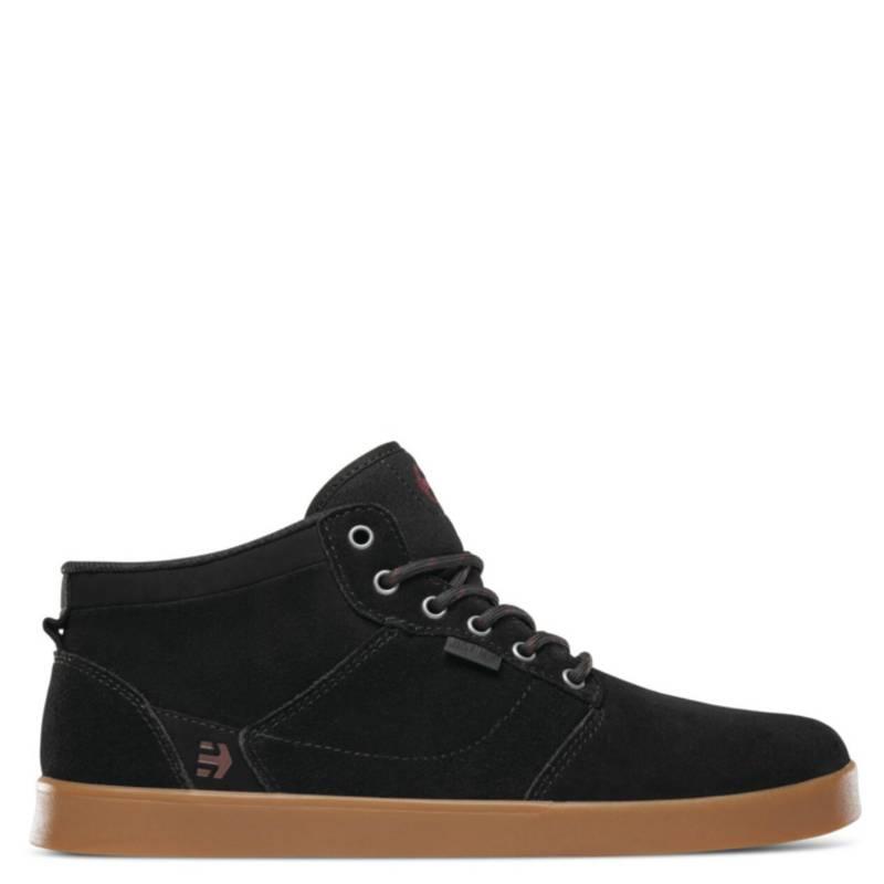 Zapatilla Skate Hombre Jefferson Mid Black/Gum